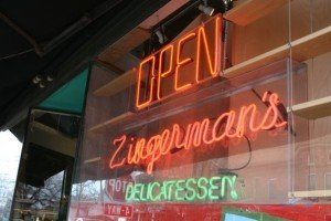 "Zingerman's Deli: ""Open-Book"" Feedback Loop."