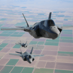Joint Strike Fighter and Wingmen
