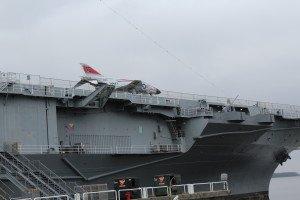 Ship and F-4
