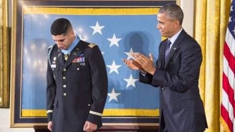 Florent Grobert - Medal of Honor