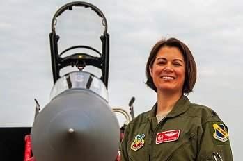 Nicole Malachowski, Female Fighter Pilot Speaker