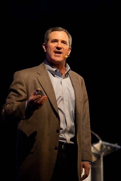 Financial Services Keynote Speaker Speech